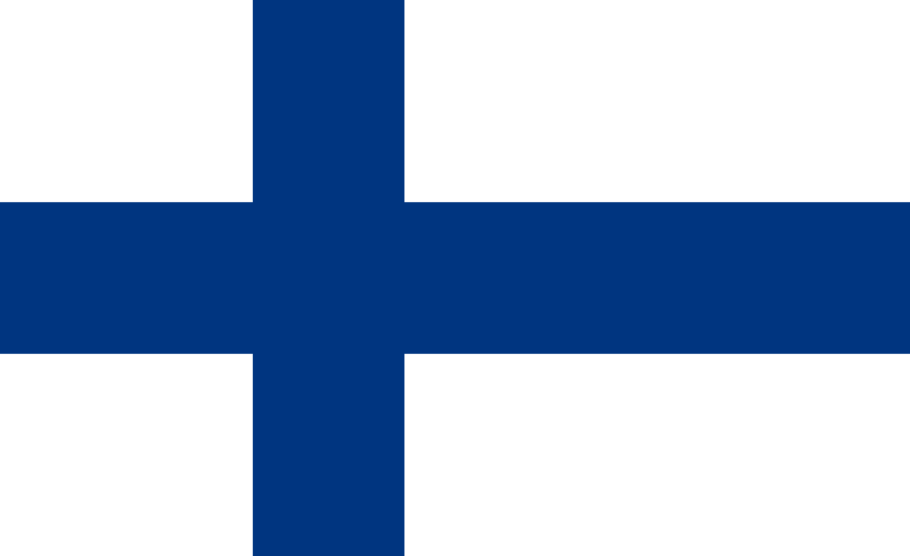 Flag of The Republic of Finland